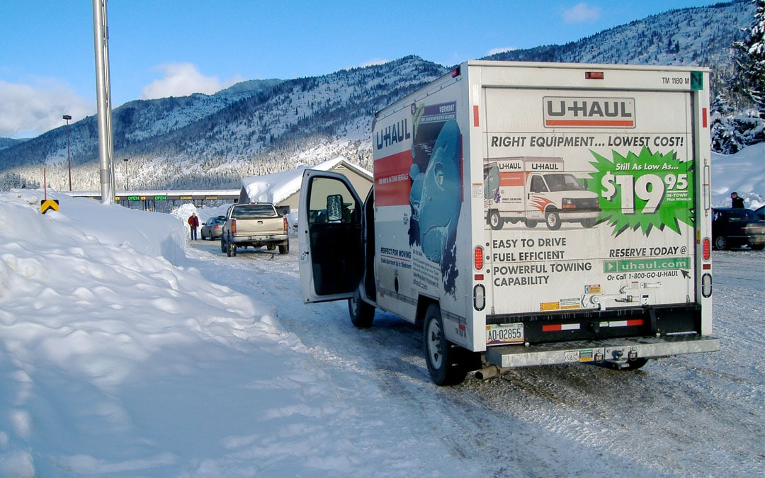What to know when moving during the winter time