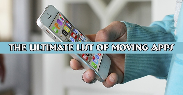The Ultimate List of Moving Apps and Uber for Moving Apps